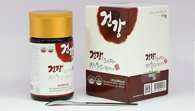 Cao hồng sâm 6 năm Daedong 240gr, 7mg/g