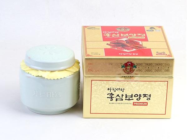 Cao hồng sâm linh chi Achimmadang hộp 1.2kg